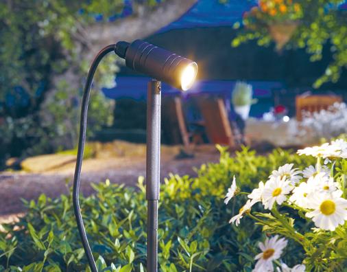 Garden Spotlights