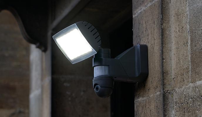 Garage Lighting - Security Lighting