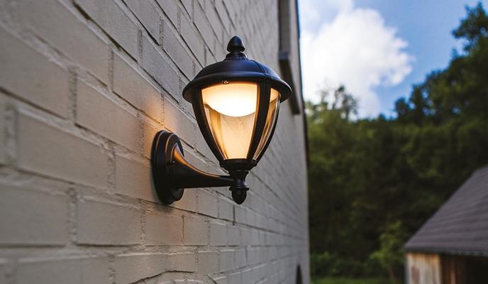 Garage Lighting - Decorative Lighting