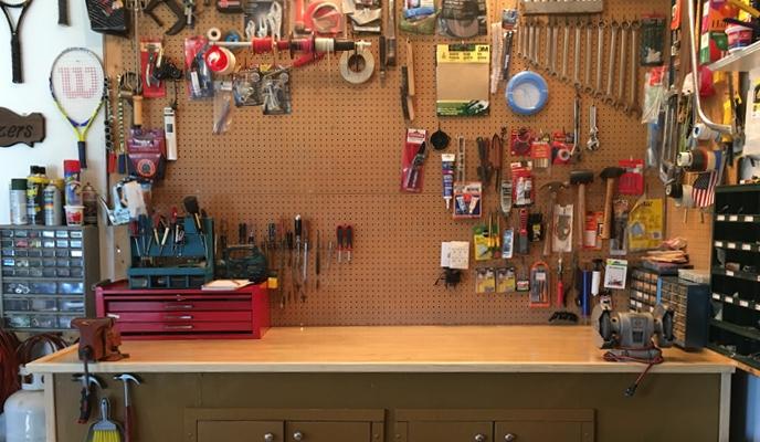 Garage Lighting - DIY Workshop