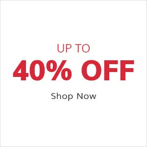 Midseason Sale Up To 40% Off