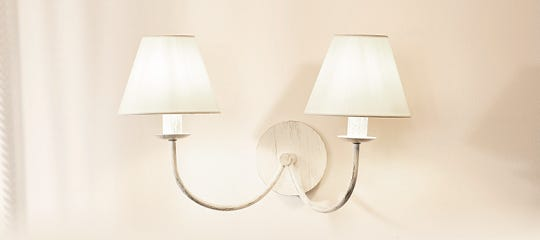 Double Arm Wall Lights
