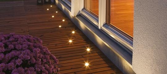 Decking & Ground Lights
