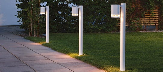 Post & Bollard Lights - Suri