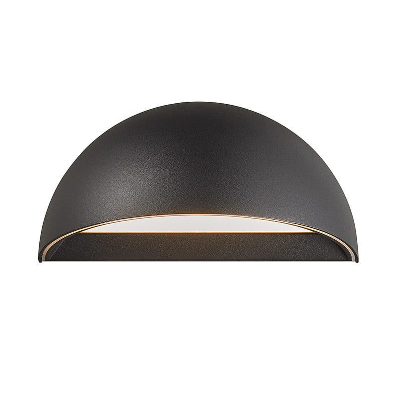 Home & Garden Nordlux Arcus Outdoor Wall Washer Light - Black