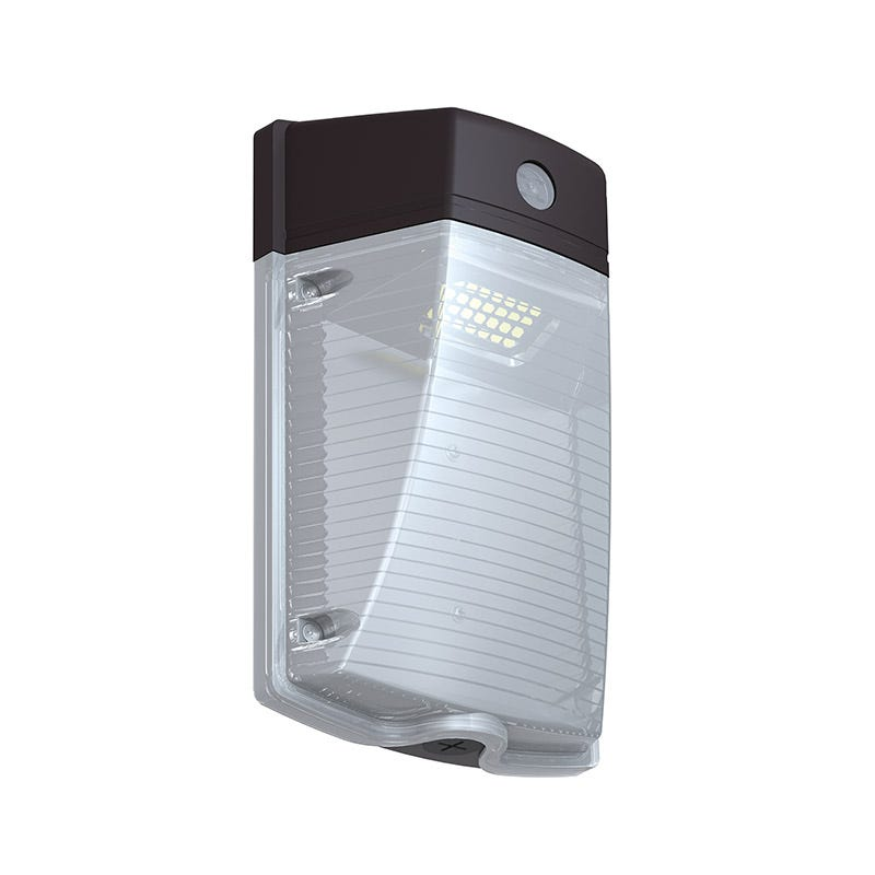 Home & Garden Perform 30W Cool White LED Wall Pack with Dusk to Dawn Sensor