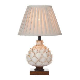 Dar Layer Small Table Lamp - Cream