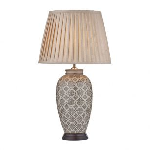 Dar Louise Table Lamp - Base Only