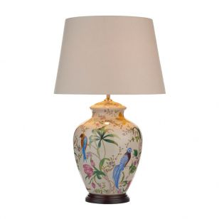 Dar Mimosa Table Lamp - Base Only