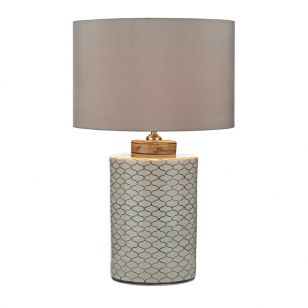 Dar Paxton Table Lamp - Base Only