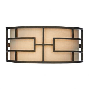 Dar Tumola Wall Light - Bronze