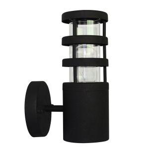 Elstead Hornbaek Outdoor Wall Light - Black