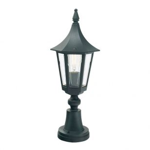 Elstead Rimini Pedestal Light - Black