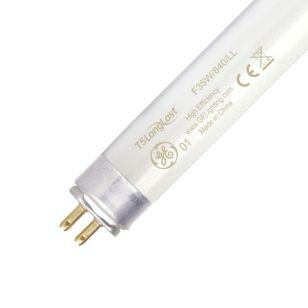 14W Warm White T5 549mm Longlast High Efficiency Fluorescent Tube - G5 Cap