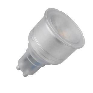 Megaman 5W Warm White Dimmable LED 74mm Long Neck GU10 Bulb - Wide Flood Beam