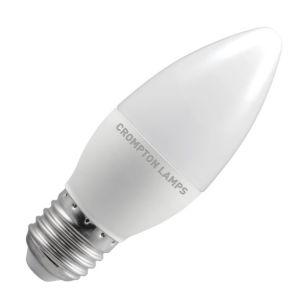 Crompton 5.5W Daylight LED Candle Bulb - Screw Cap