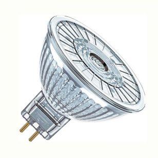 Osram 2.6W Warm White LED MR16 Bulb - Flood Beam