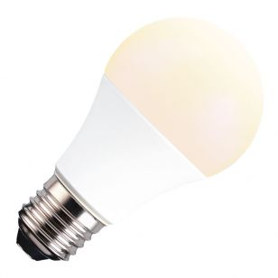 TCP Smart White and Colour Changing Dimmable LED WiFi GLS Bulb - Screw Cap