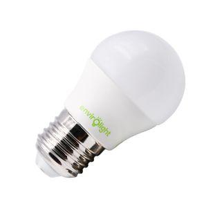 Envirolight 5W Warm White LED Golfball Bulb - Screw Cap
