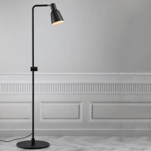 DFTP Patton Floor Lamp - Black
