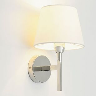 Edit Transition Wall Light - Polished Stainless Steel
