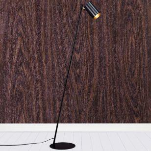 Carrie Floor Lamp - Black