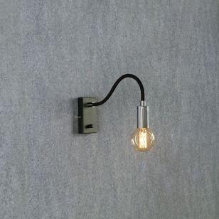 Raw Wall Light with Plug