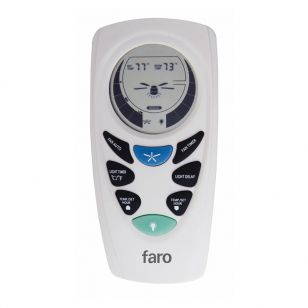 Faro Barcelona Ceiling Fan Remote Control with Programmer