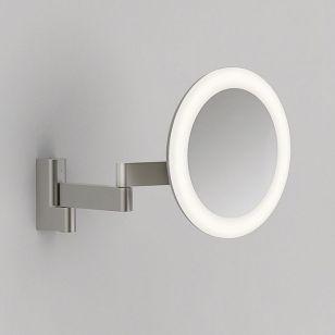 Astro Niimi LED Mirror Light - Matt Nickel