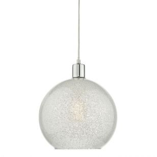 Dar Janna Glass Ceiling Pendant Shade - Crystal Dust