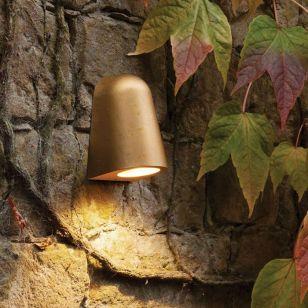 Astro Mast Outdoor Wall Light - Antique Brass