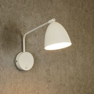Edit Loretta Wall Light - White