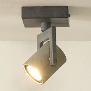 Lucide Conni Single Spotlight - Grey