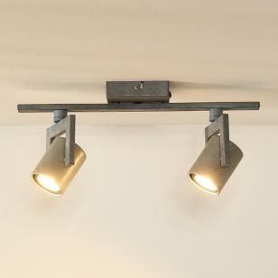 Lucide Conni 3 Light Bar Spotlight - Grey