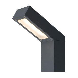 Edit Lotus LED Outdoor Wall Light - Grey