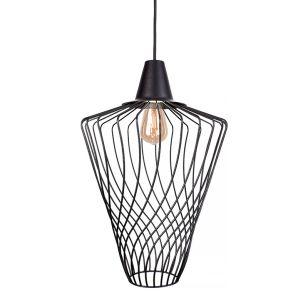 Edit Shape Ceiling Pendant Light - Black