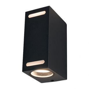 Edit Blink Outdoor Up & Down Wall Light - Black