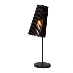 Lucide Noralie Table Lamp - Black