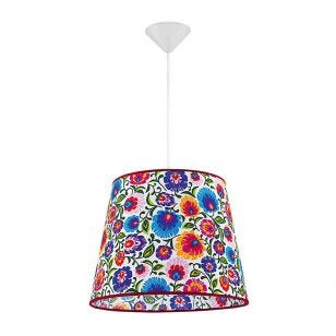 Edit Folk Ceiling Lamp Shade