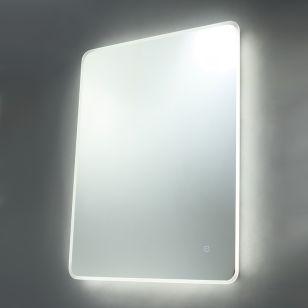 Saturnia LED Illuminated Bathroom Mirror Light