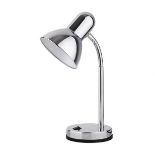 Edit Clarke Desk Lamp - Chrome
