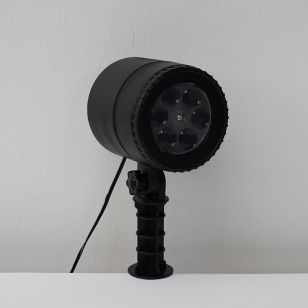 Edit Snowflake LED Garden Projector