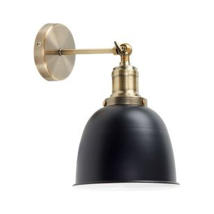 Edit Wilhelm Wall Light - Antique Brass
