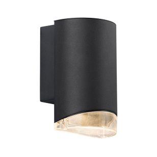 Nordlux Arn Outdoor Wall Light - Black