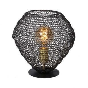 Lucide Saar Table Lamp - Black