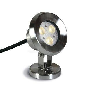 Sub 3W LED Underwater Spotlight - Stainless Steel