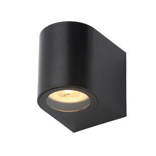 Edit Coastal Hemsby Outdoor Wall Light - Black