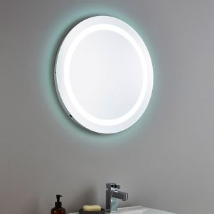 Onyx LED Illuminated Bathroom Mirror Light with PIR Sensor