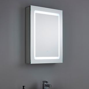 Aryton LED Illuminated Bathroom Mirror Light
