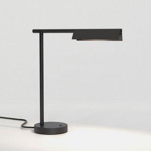 Astro Fold LED Table Lamp - Matt Black